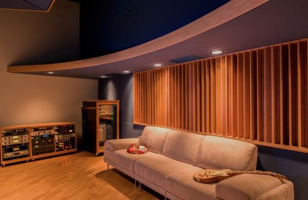 panel akustik qrd