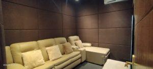 peredam suara home theater
