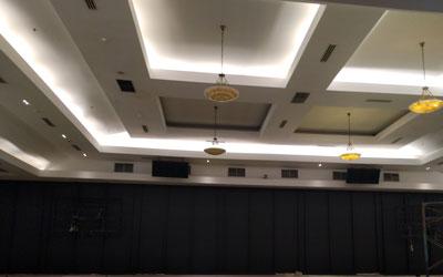 Mengatasi Gema Di Ruangan Luas Seperti Tempat Ibadah Dan Auditorium