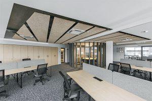 peredam suara ruang kantor dan ruang meeting