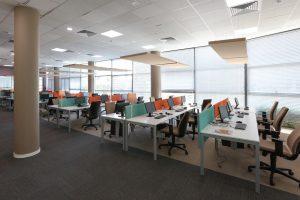 peredam suara ruang kantor dan ruang rapat