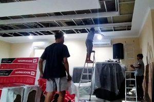 peredam suara atap plafon